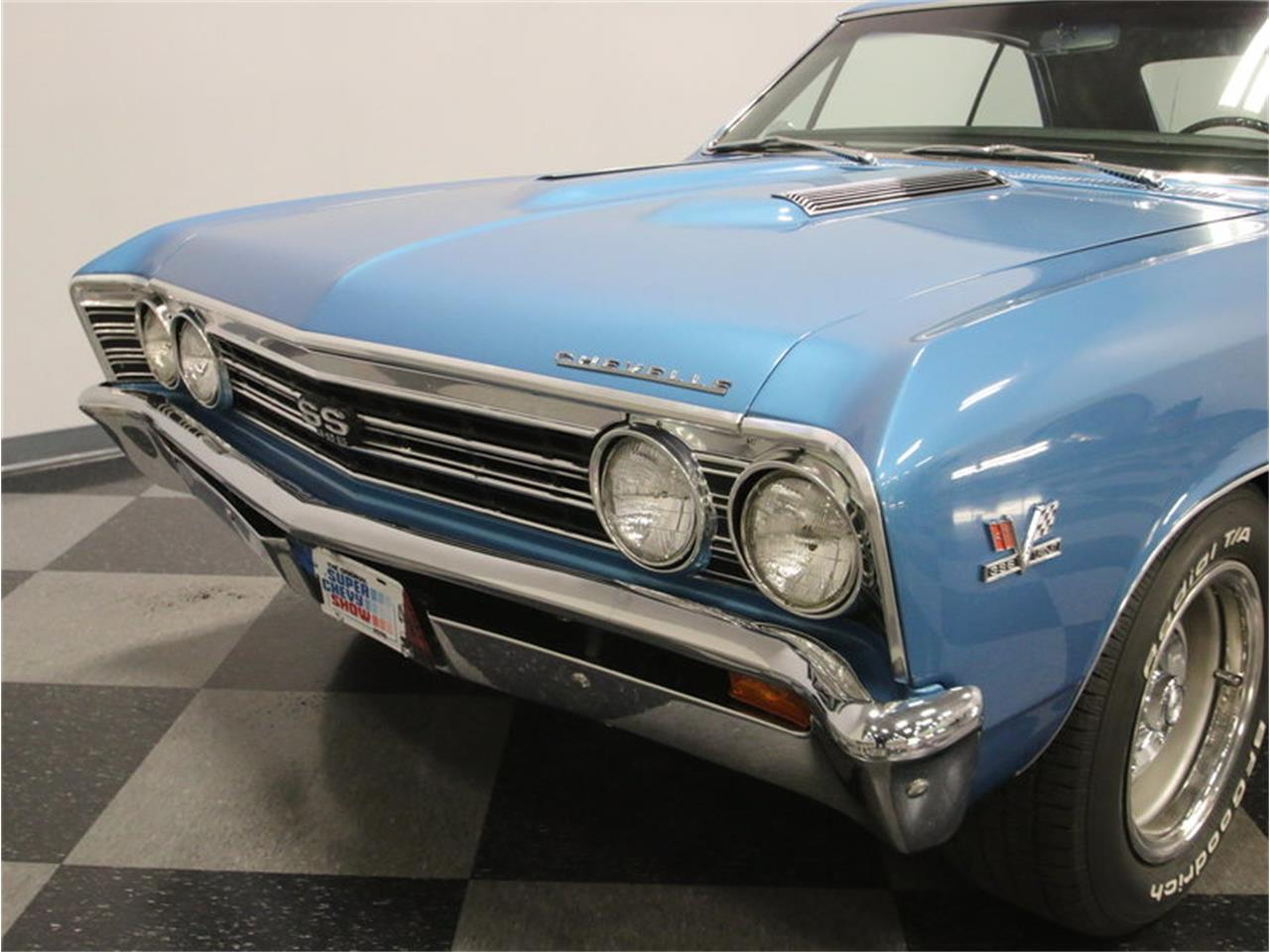 Large Picture of 1967 Chevelle SS - $49,995.00 Offered by Streetside Classics - Nashville - MGZN
