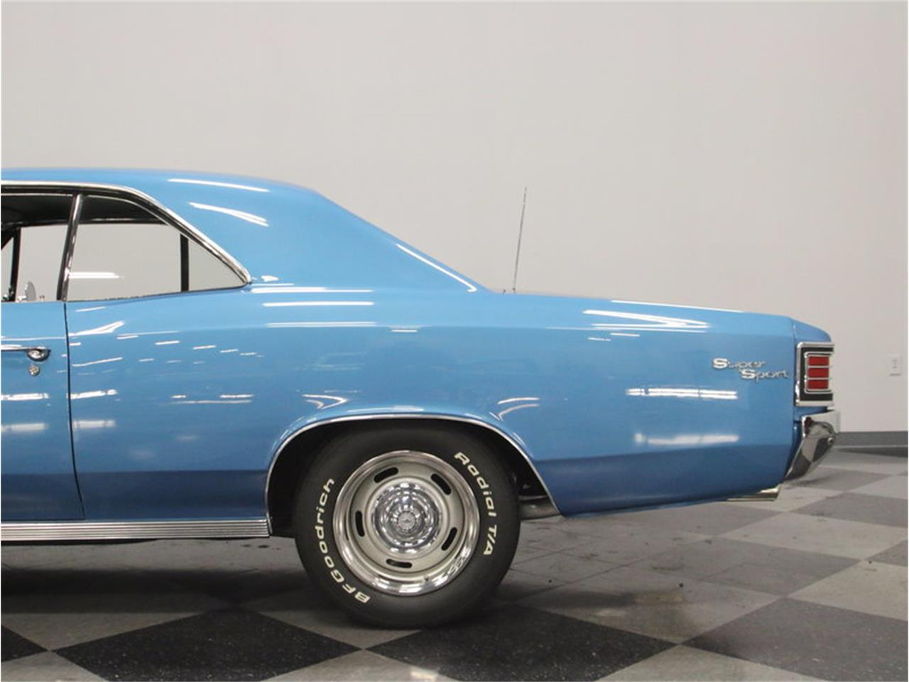Large Picture of Classic 1967 Chevrolet Chevelle SS - $49,995.00 Offered by Streetside Classics - Nashville - MGZN