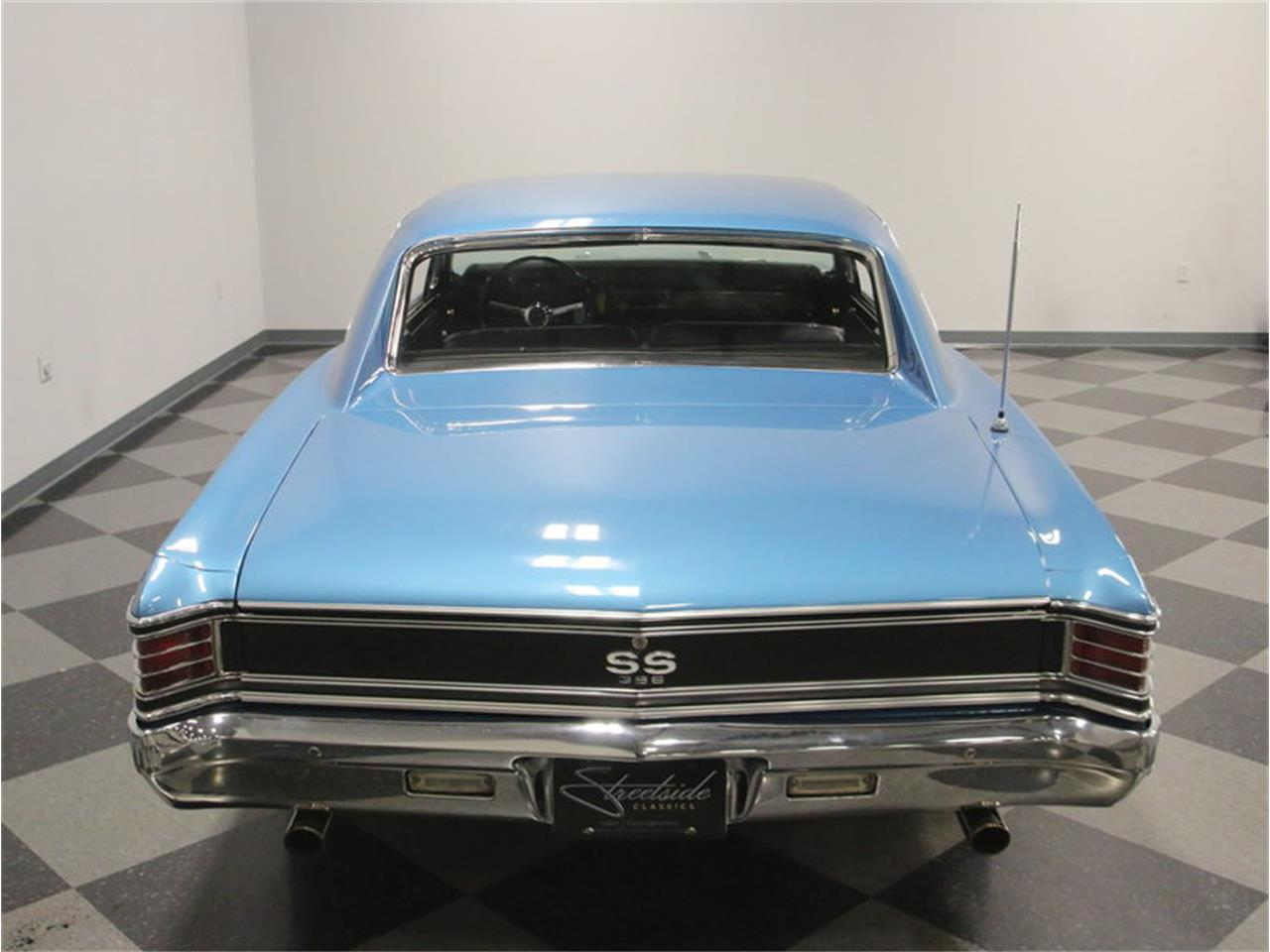 Large Picture of 1967 Chevrolet Chevelle SS - MGZN