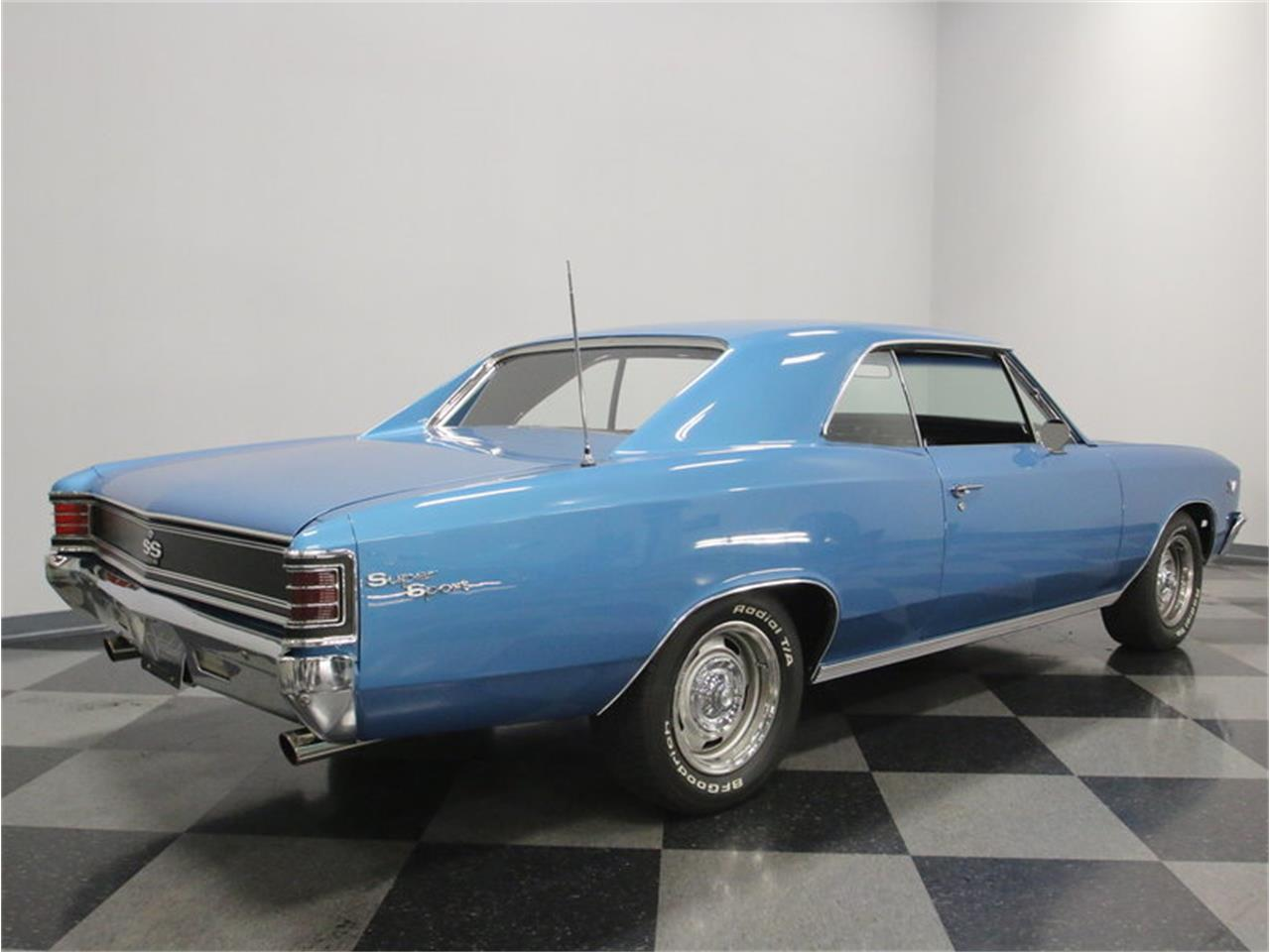Large Picture of Classic 1967 Chevrolet Chevelle SS located in Tennessee - $49,995.00 Offered by Streetside Classics - Nashville - MGZN