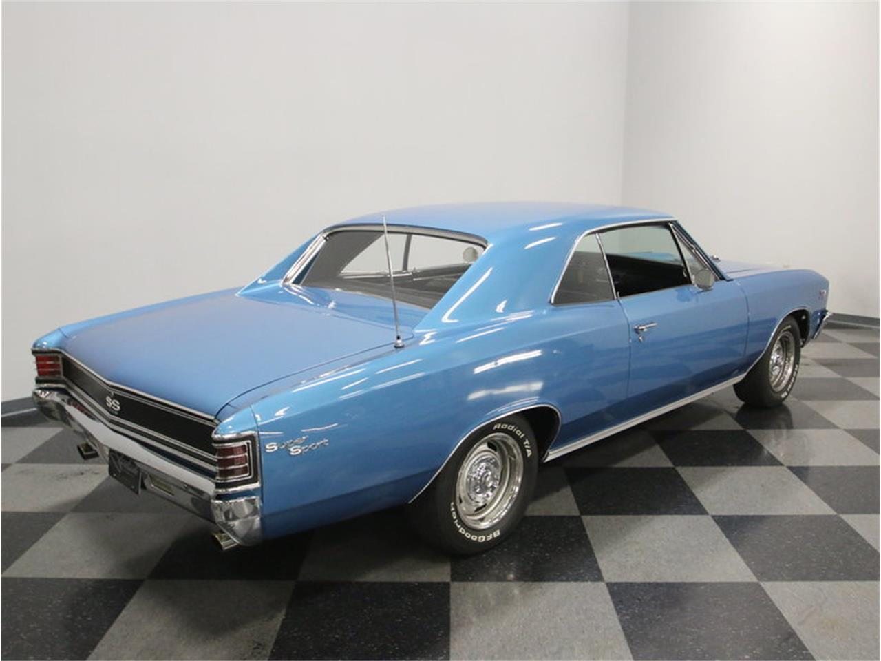 Large Picture of 1967 Chevelle SS located in Lavergne Tennessee - $49,995.00 Offered by Streetside Classics - Nashville - MGZN