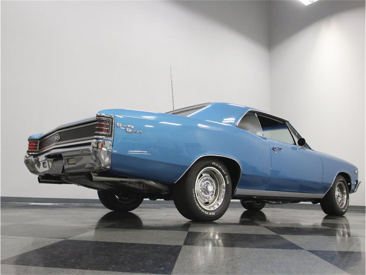 Large Picture of '67 Chevrolet Chevelle SS Offered by Streetside Classics - Nashville - MGZN
