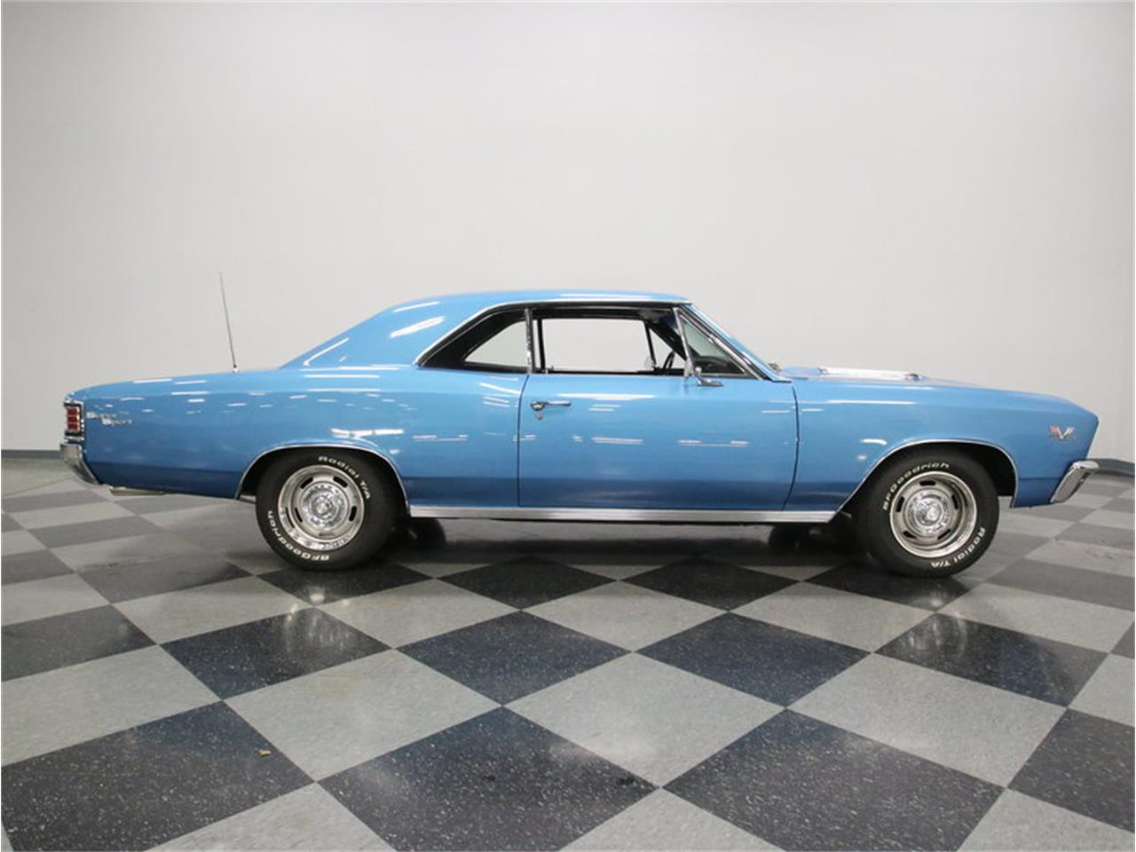 Large Picture of Classic 1967 Chevrolet Chevelle SS located in Lavergne Tennessee - $49,995.00 - MGZN