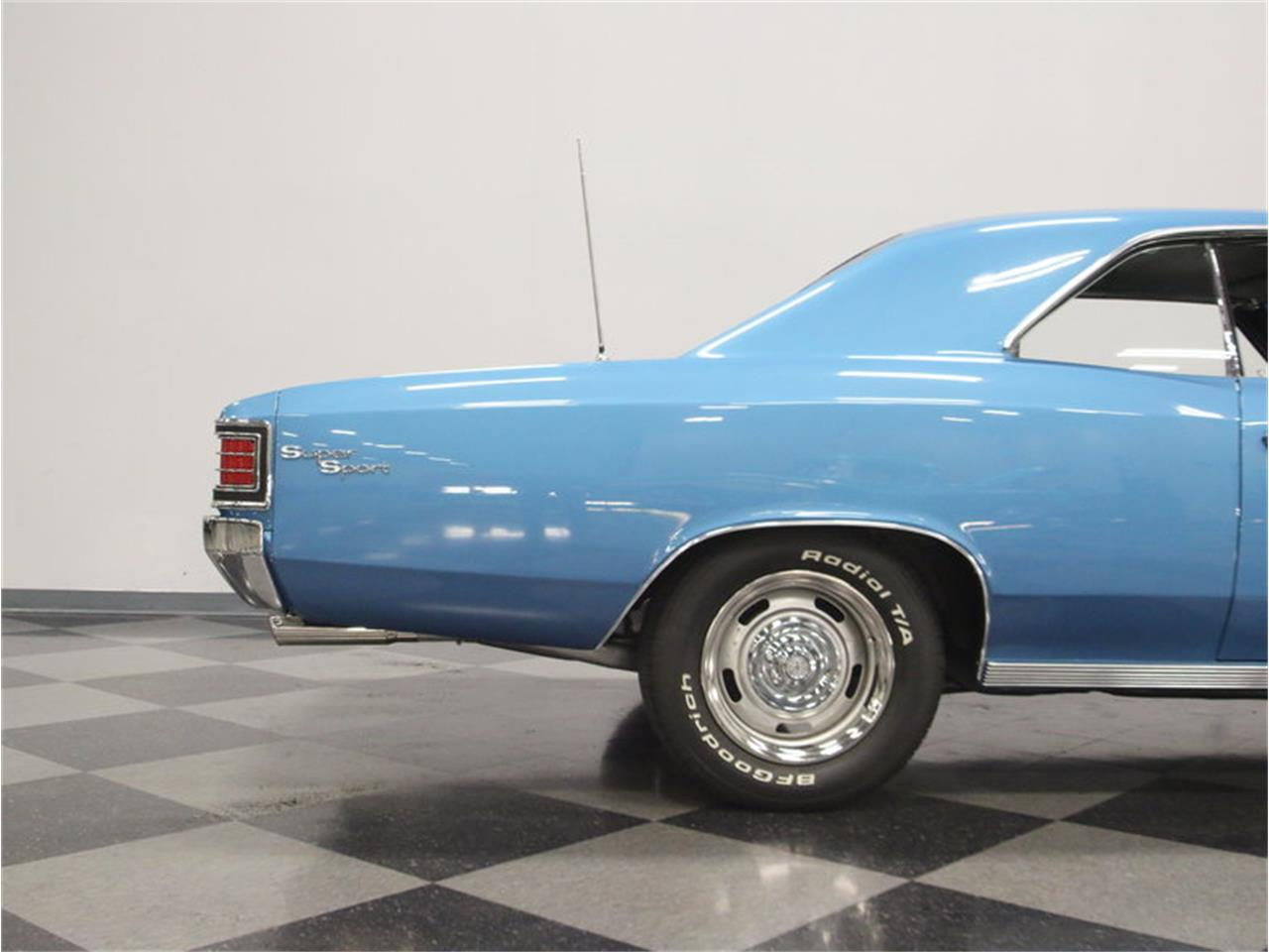 Large Picture of Classic '67 Chevelle SS located in Tennessee - $49,995.00 - MGZN