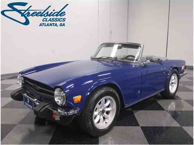 Picture of '76 TR6 - MGZP