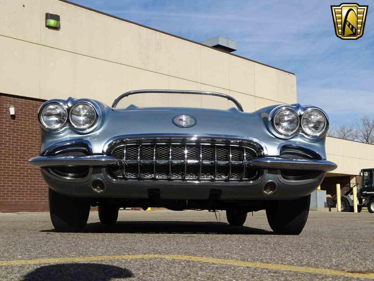 1958 Chevrolet Corvette for Sale | ClassicCars.com | CC-1048455