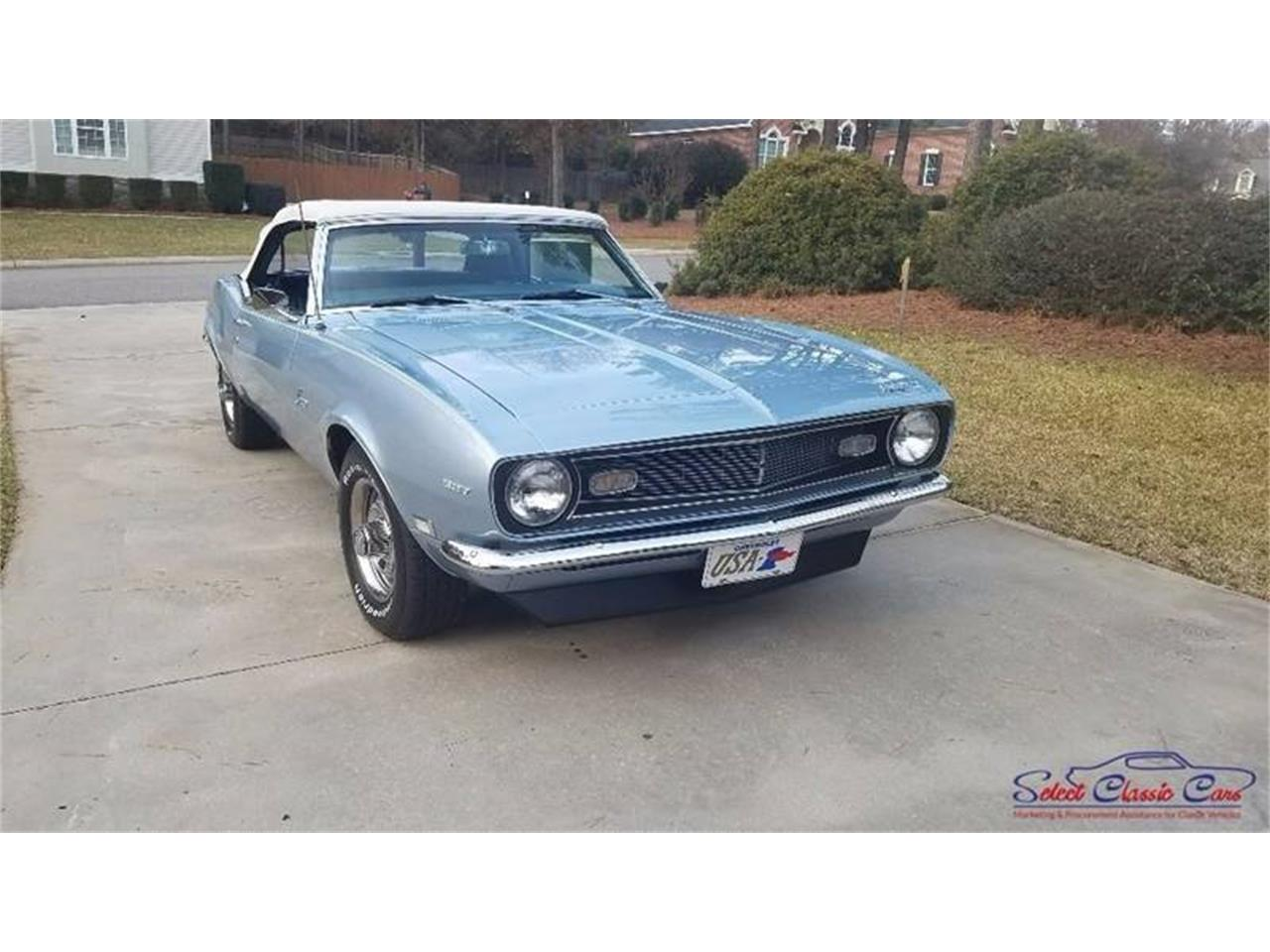 Large Picture of '68 Camaro - MGZV