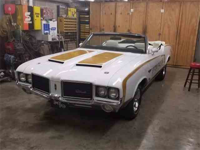 Picture of '72 Cutlass - MGZX