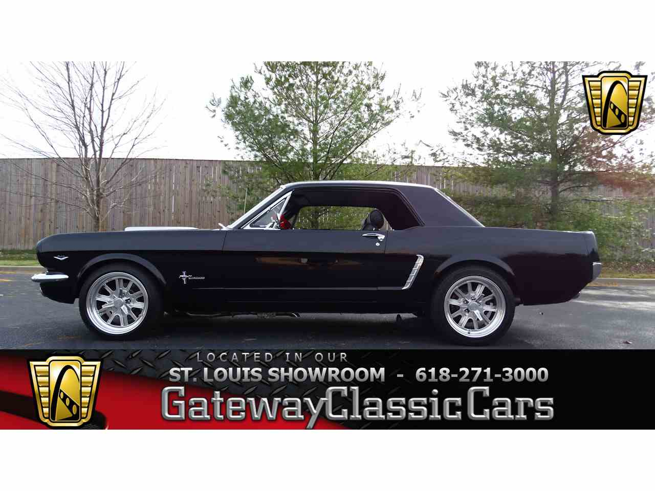 Large Picture of '65 Mustang - MH00