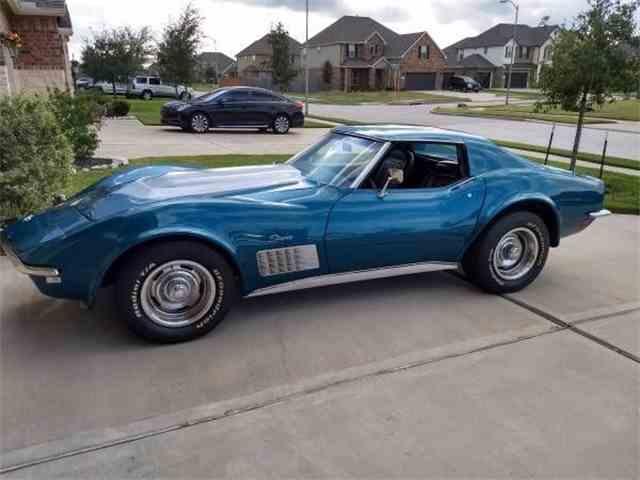 Picture of '70 Corvette - MH05