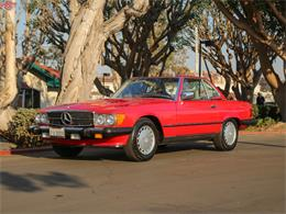 Picture of 1988 Mercedes-Benz 560 Offered by Chequered Flag International - MH09