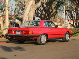 Picture of '88 Mercedes-Benz 560 located in California Offered by Chequered Flag International - MH09