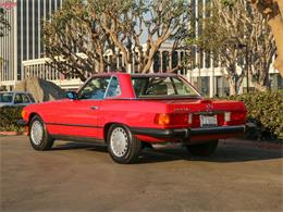 Picture of 1988 Mercedes-Benz 560 located in Marina Del Rey California - MH09