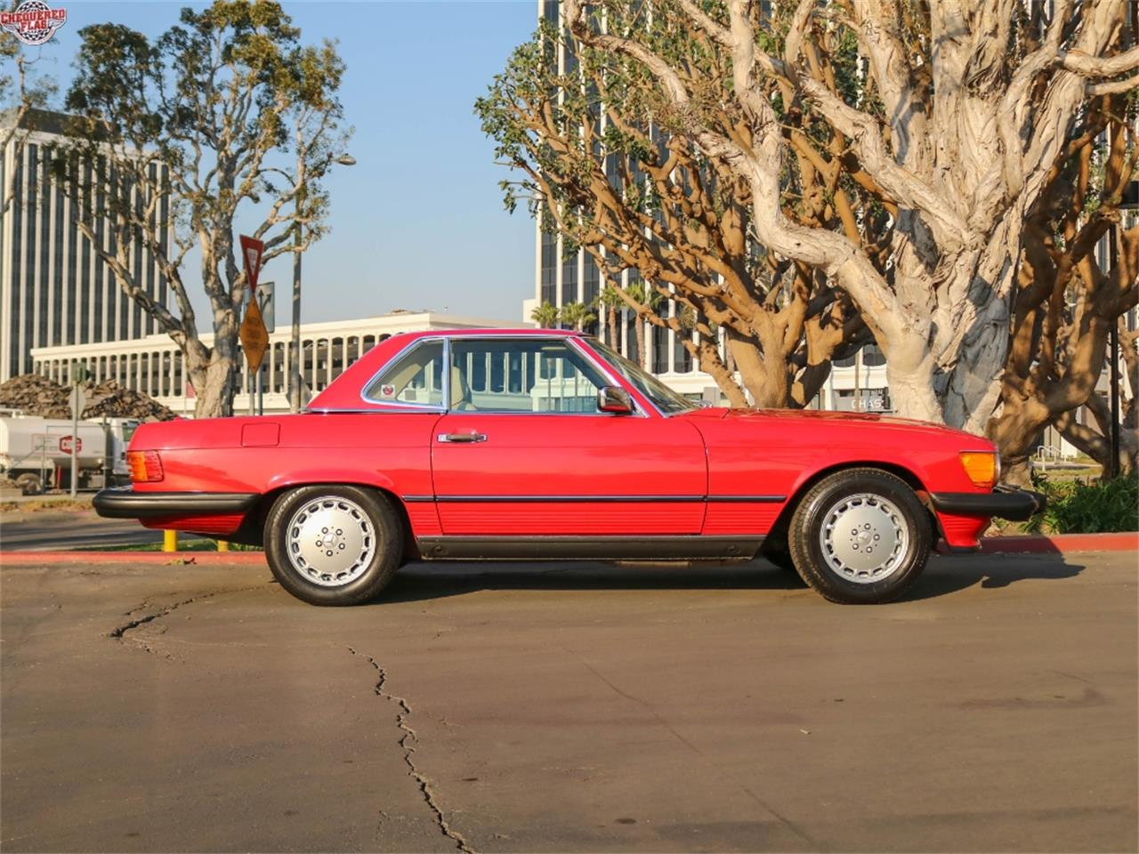 Large Picture of 1988 560 located in Marina Del Rey California - $43,500.00 Offered by Chequered Flag International - MH09