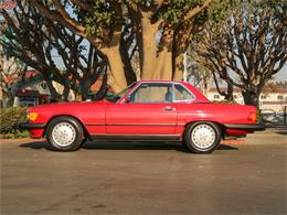 Picture of 1988 Mercedes-Benz 560 located in Marina Del Rey California - $43,500.00 Offered by Chequered Flag International - MH09