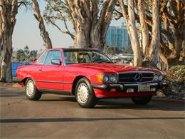 Picture of 1988 Mercedes-Benz 560 located in California Offered by Chequered Flag International - MH09