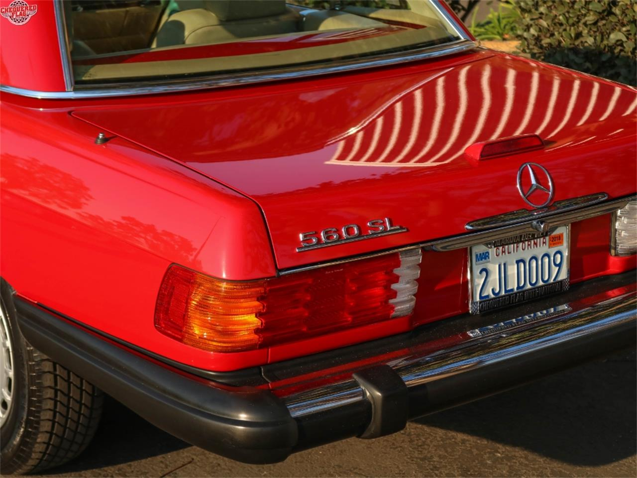 Large Picture of 1988 Mercedes-Benz 560 located in Marina Del Rey California - $43,500.00 - MH09