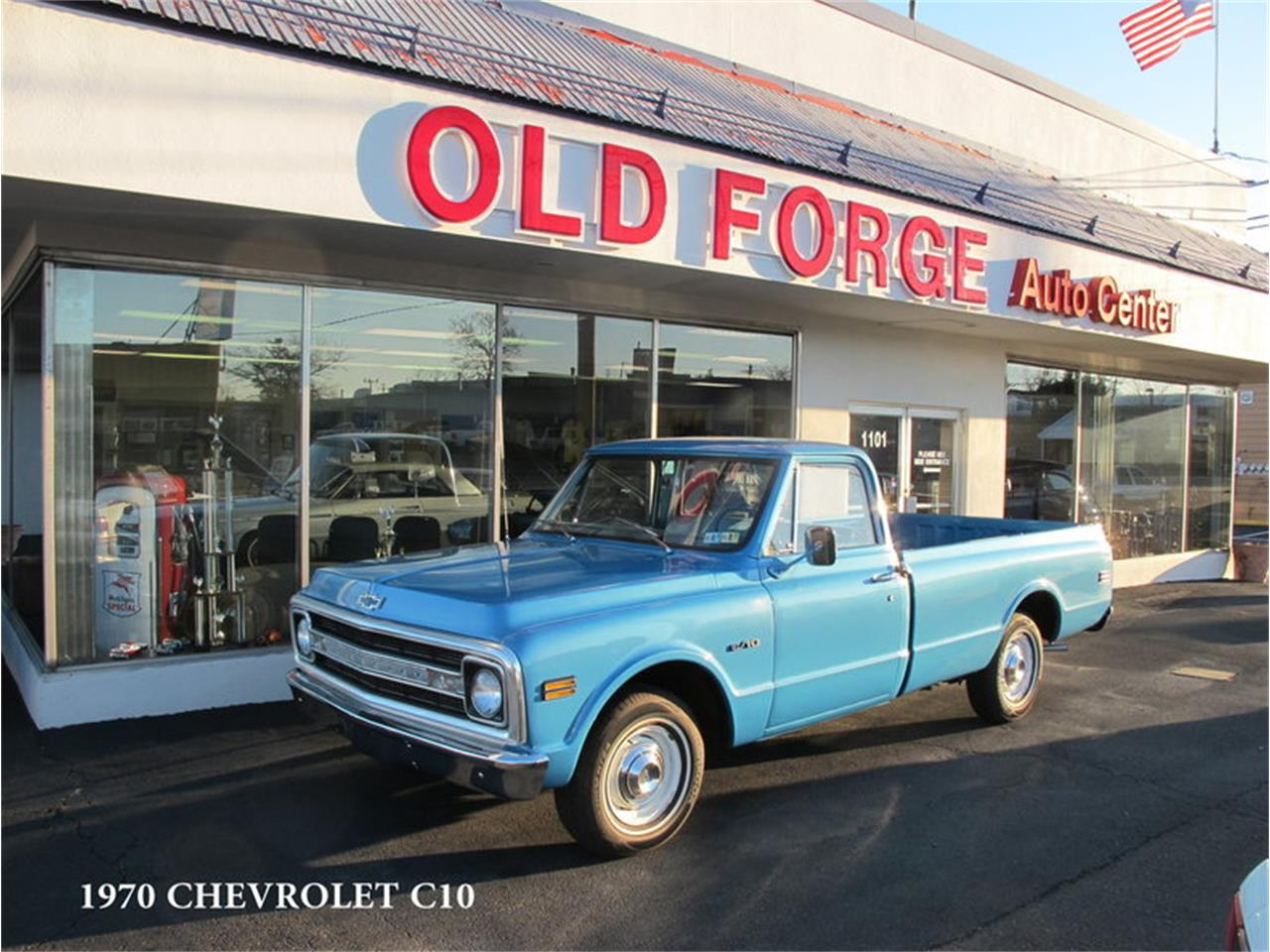 Large Picture of Classic 1970 C10 located in Pennsylvania - MH0H