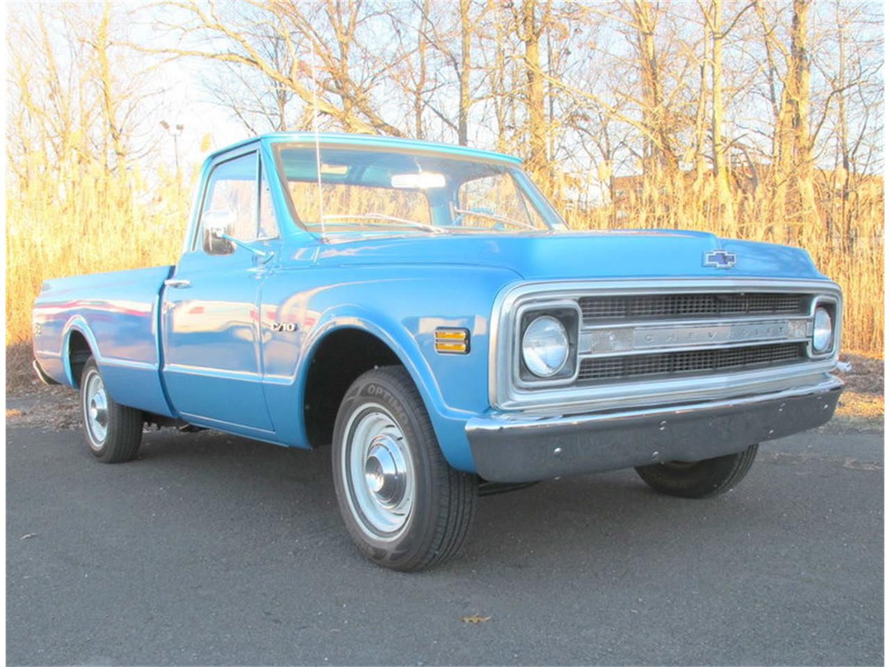 Large Picture of Classic 1970 C10 located in Pennsylvania Offered by Old Forge Motorcars - MH0H