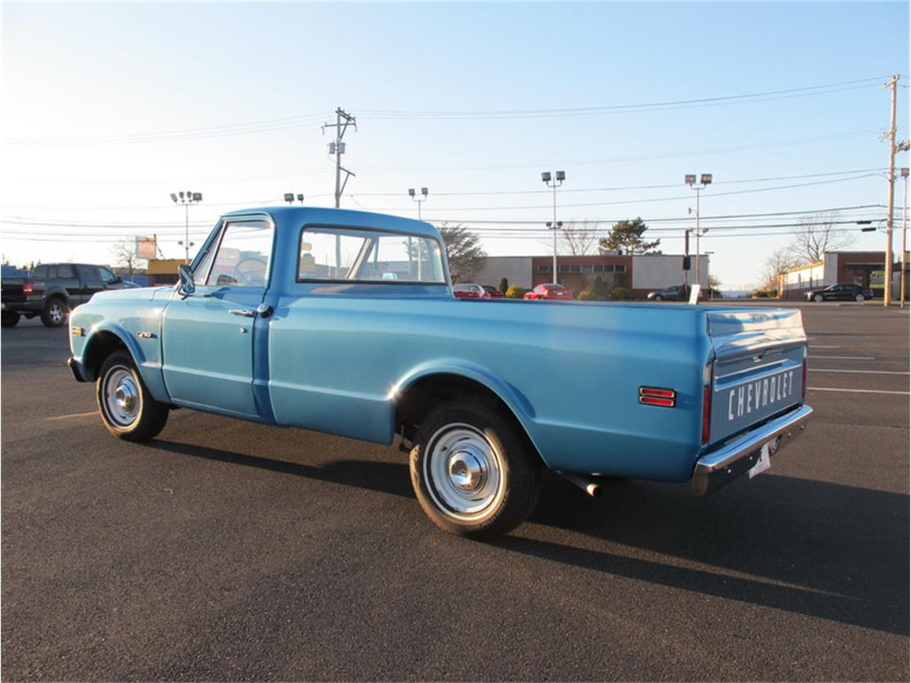 Large Picture of 1970 Chevrolet C10 located in Pennsylvania - $10,900.00 - MH0H