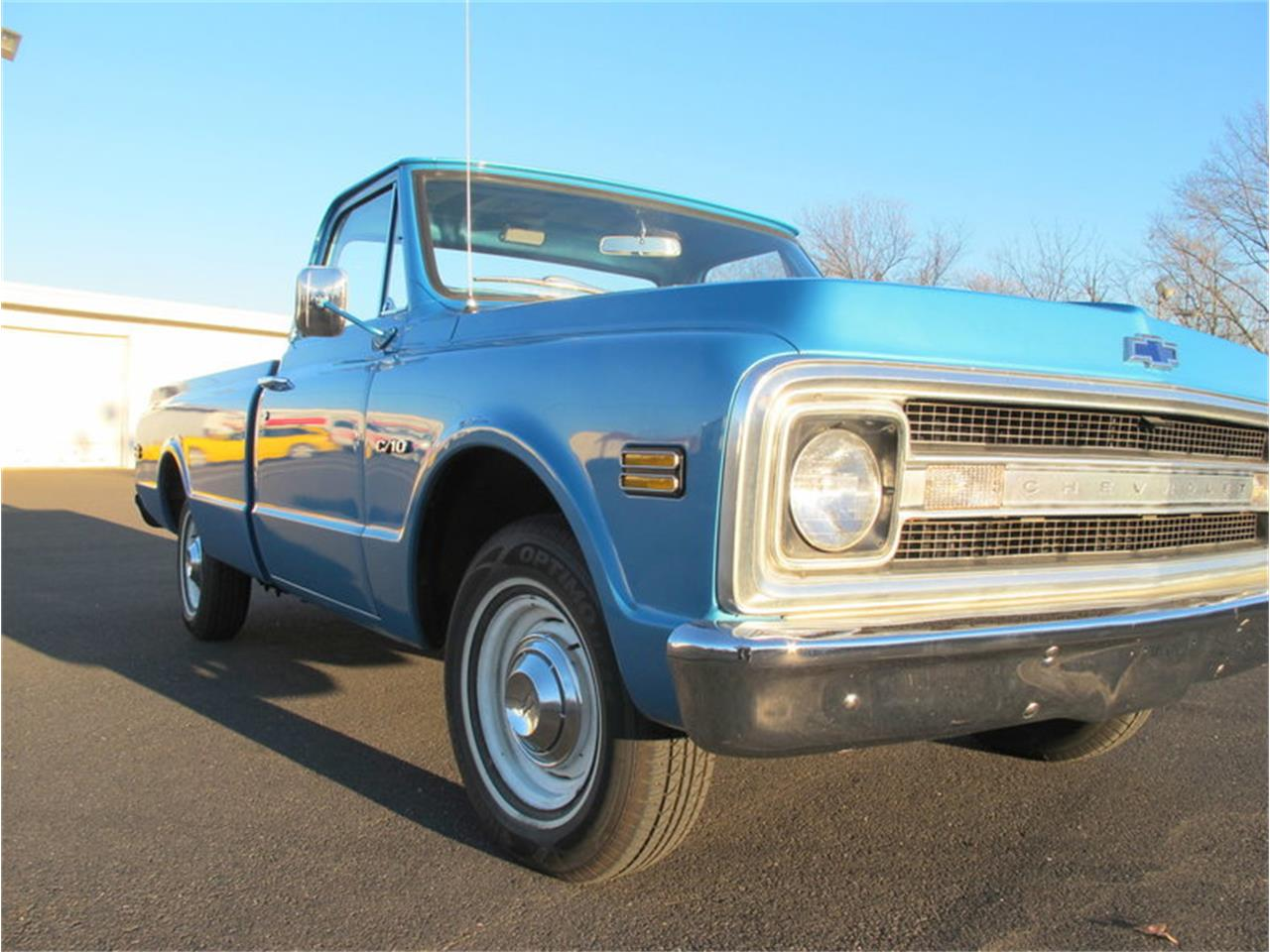 Large Picture of '70 C10 - $10,900.00 Offered by Old Forge Motorcars - MH0H