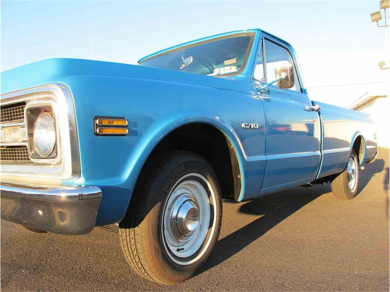Large Picture of '70 C10 - MH0H