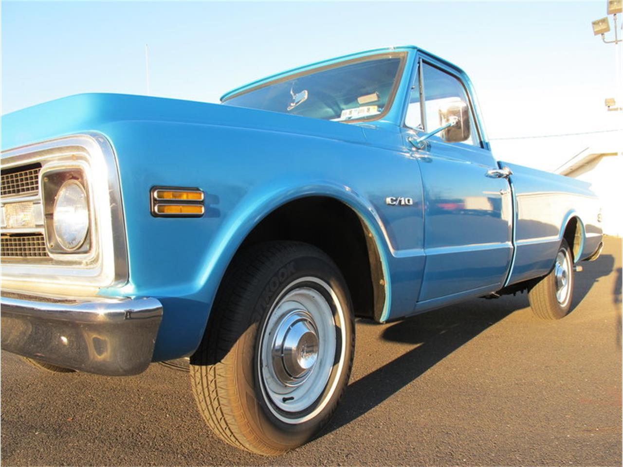 Large Picture of Classic '70 C10 located in Lansdale Pennsylvania - MH0H