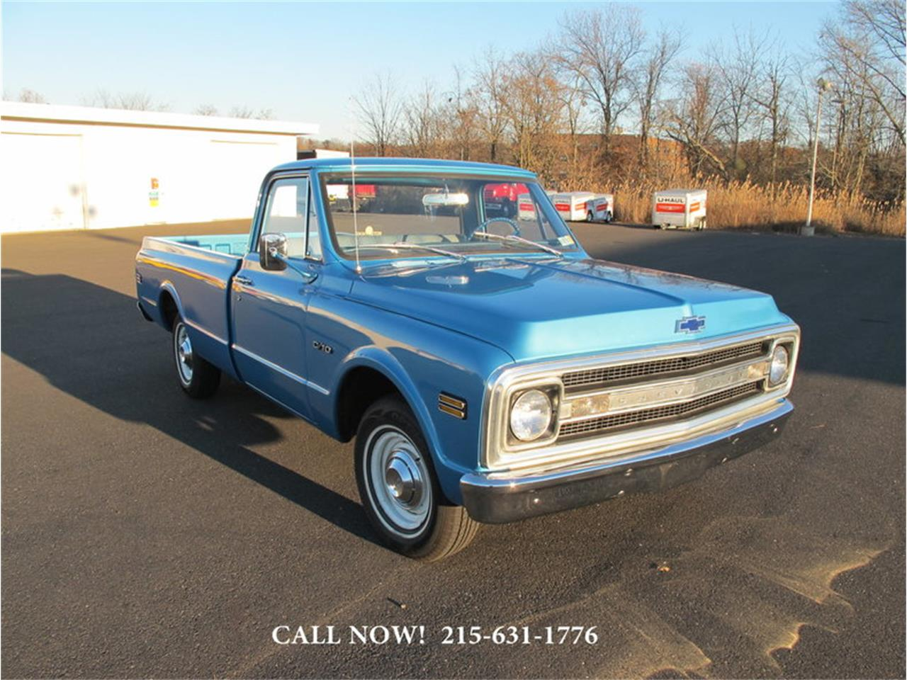 Large Picture of Classic '70 C10 Offered by Old Forge Motorcars - MH0H