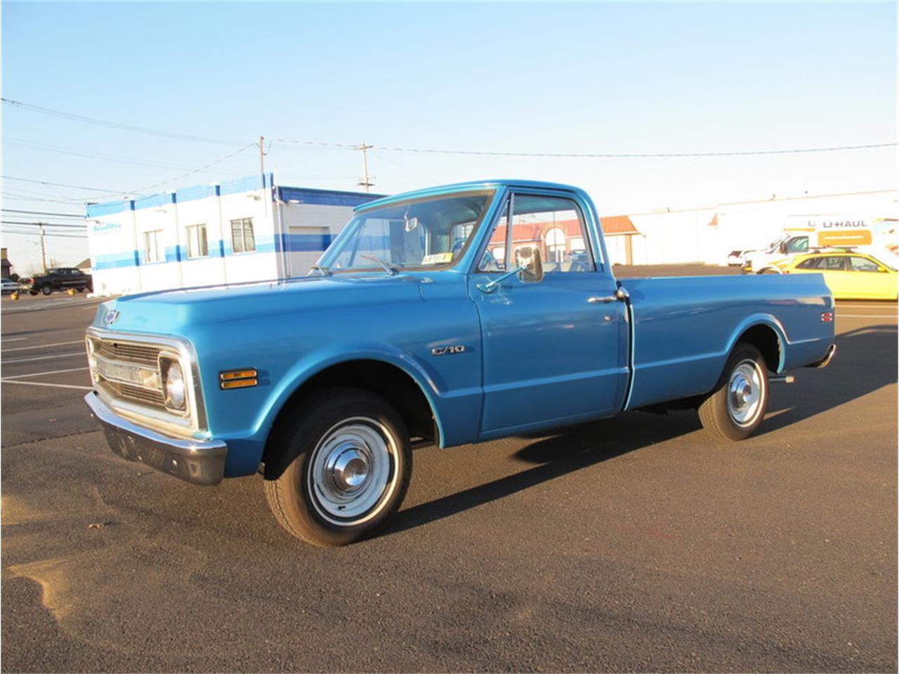 Large Picture of Classic '70 C10 located in Pennsylvania Offered by Old Forge Motorcars - MH0H