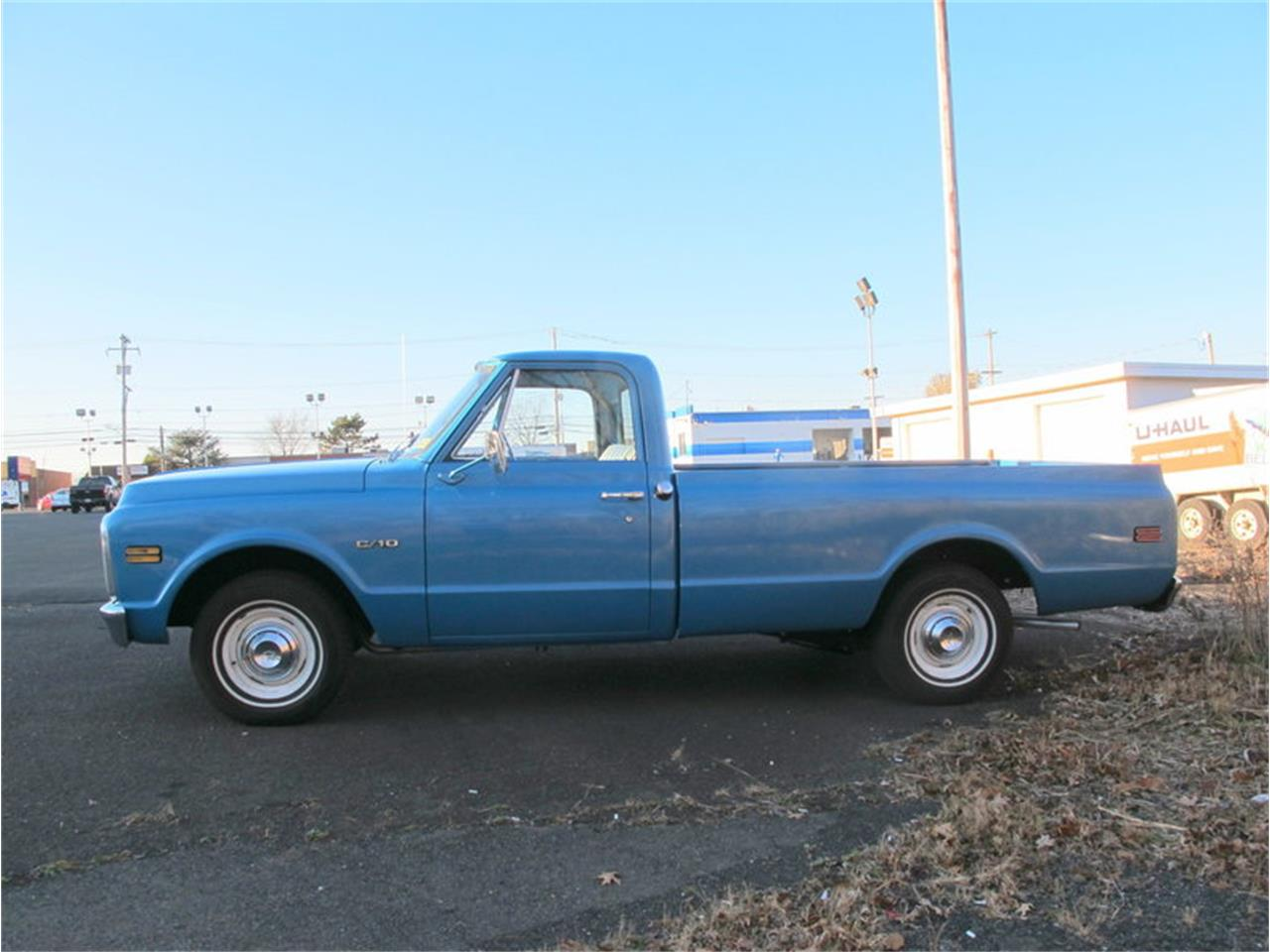 Large Picture of '70 Chevrolet C10 located in Lansdale Pennsylvania Offered by Old Forge Motorcars - MH0H