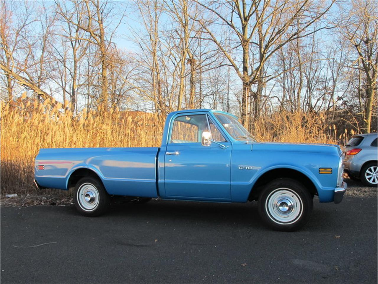 Large Picture of '70 Chevrolet C10 - MH0H