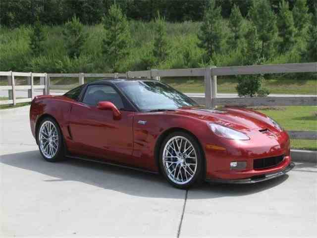 Picture of '10 Corvette - MAJ9