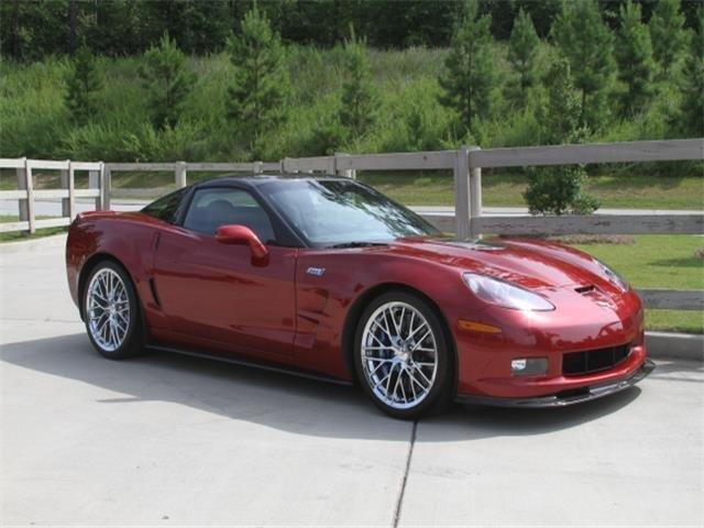 Picture of '10 Corvette - MAJ9