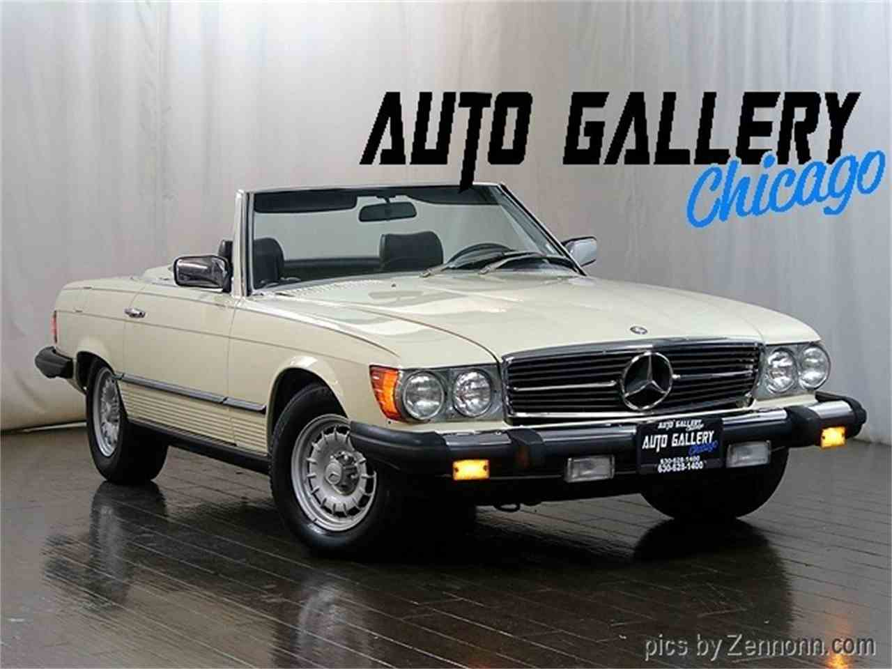 Large Picture of 1981 380 - $14,990.00 Offered by Auto Gallery Chicago - MH10