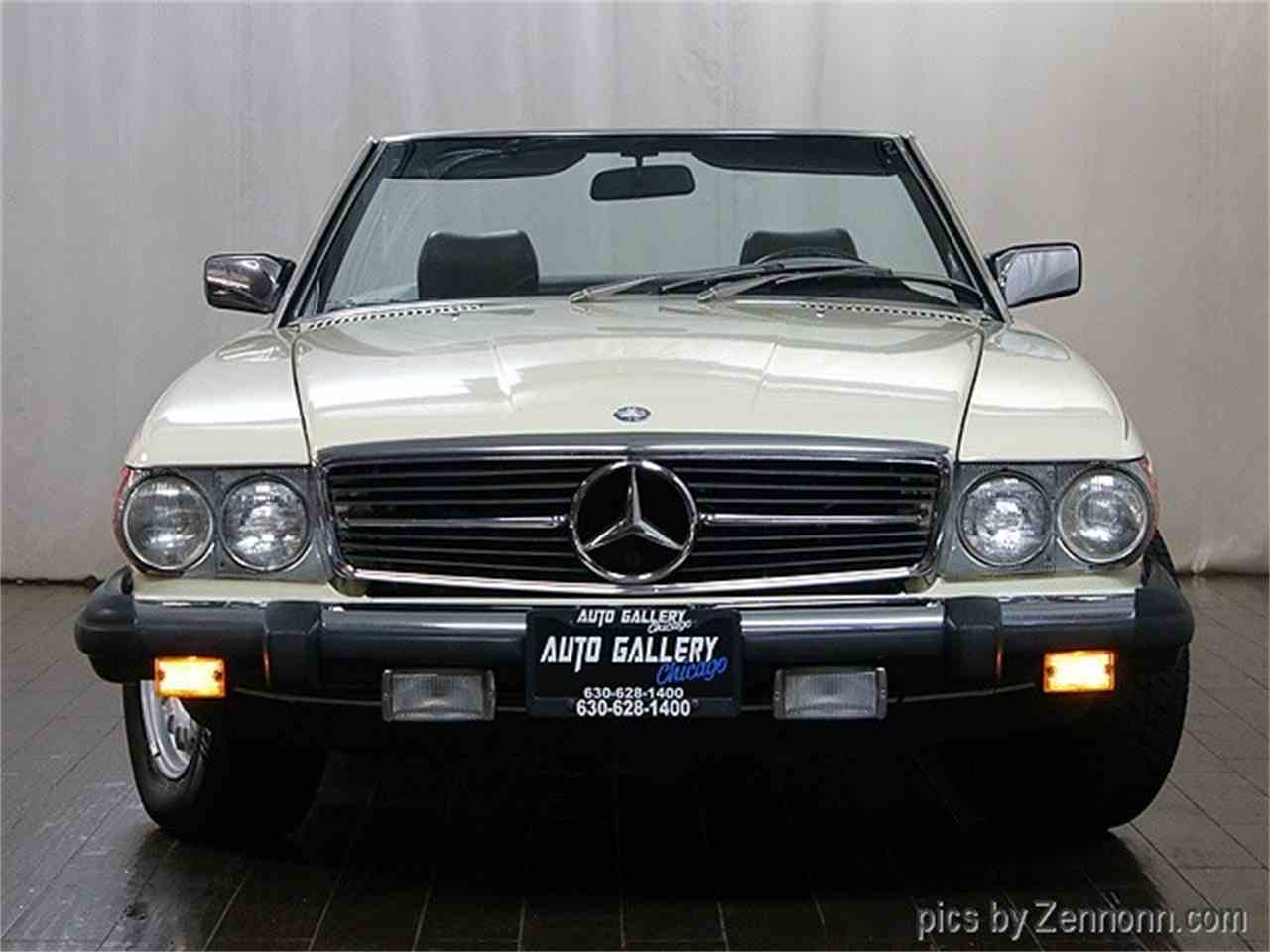 Large Picture of '81 Mercedes-Benz 380 located in Addison Illinois - $14,990.00 Offered by Auto Gallery Chicago - MH10