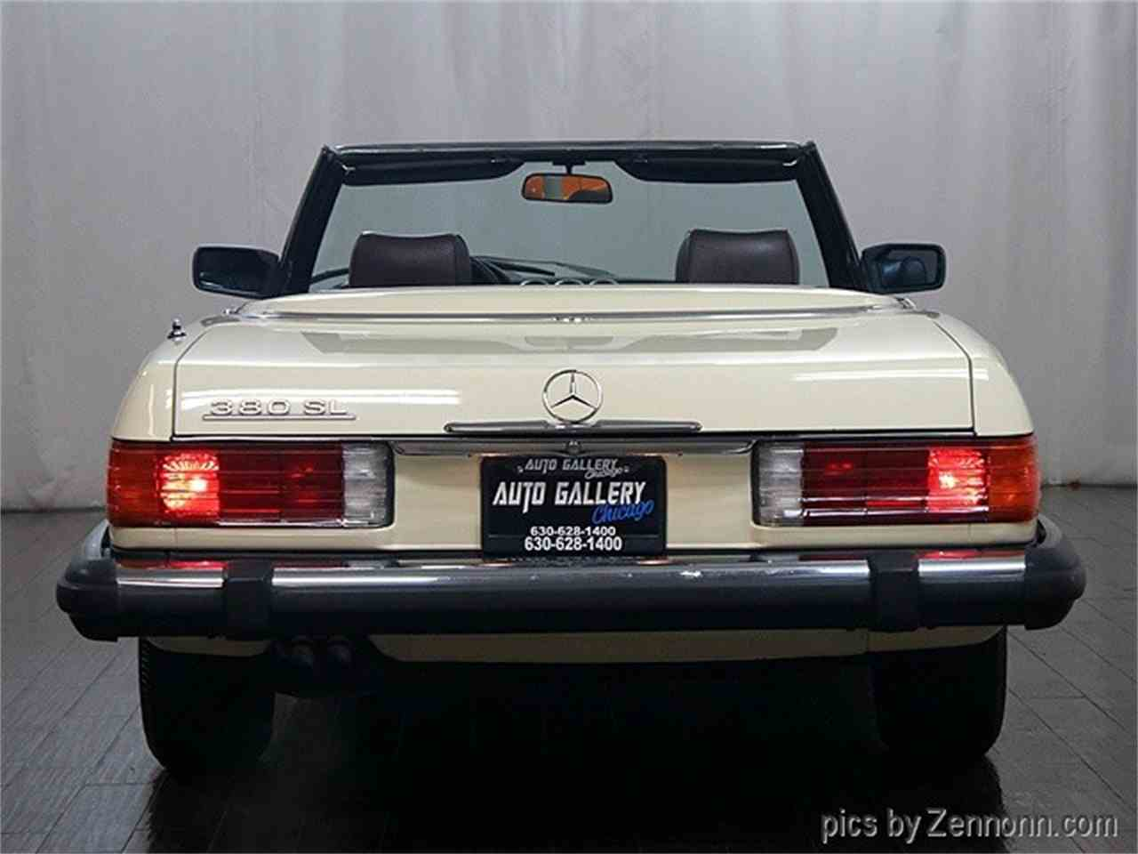 Large Picture of '81 Mercedes-Benz 380 located in Illinois - $14,990.00 Offered by Auto Gallery Chicago - MH10