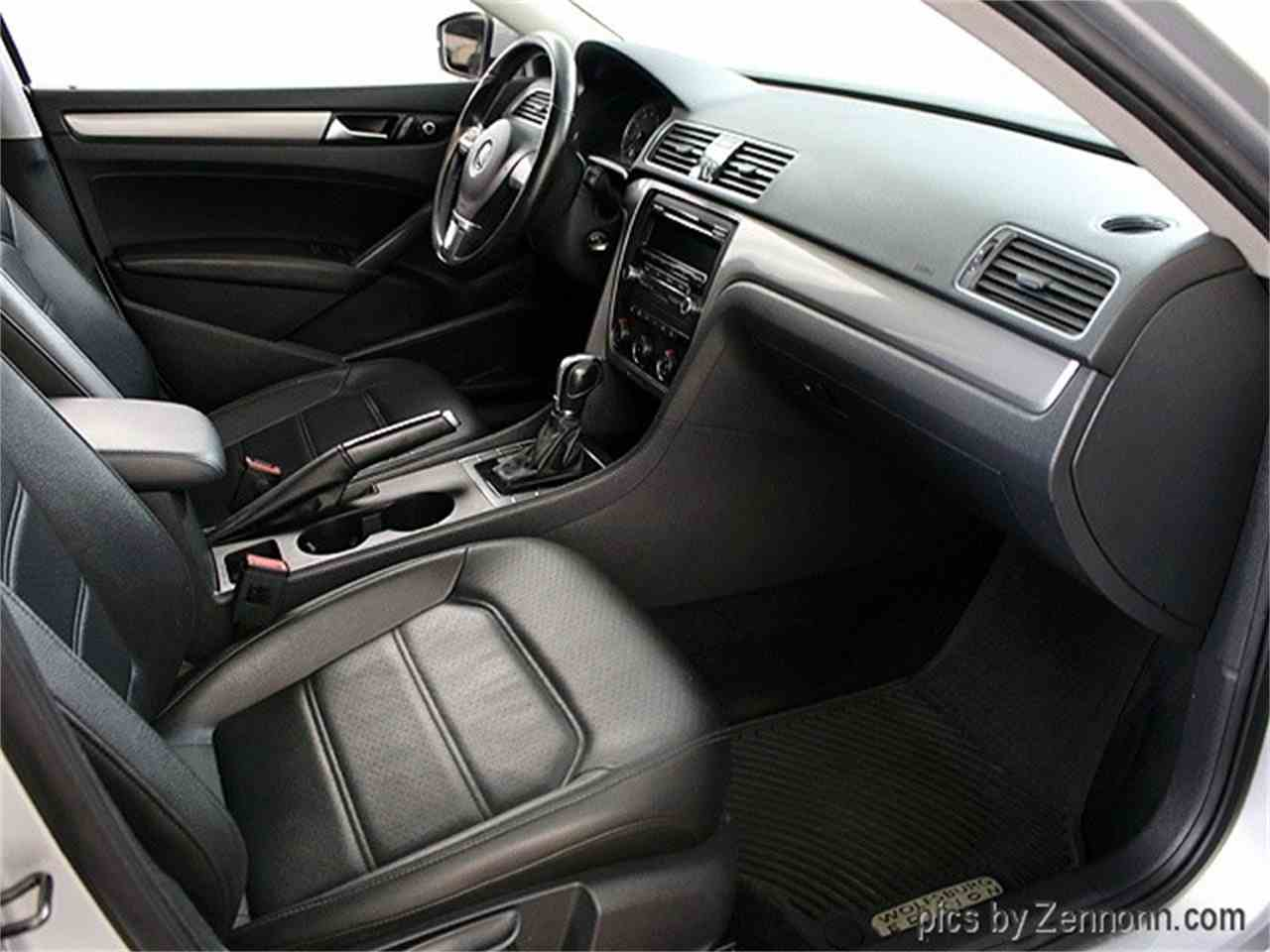 Large Picture of '14 Passat - MH1K