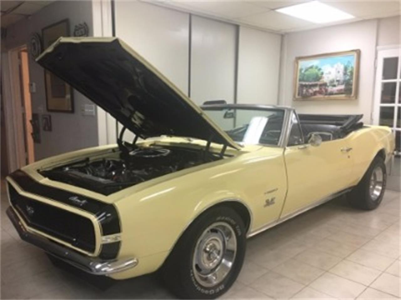 For Sale: 1967 Chevrolet Camaro in Miami, Florida