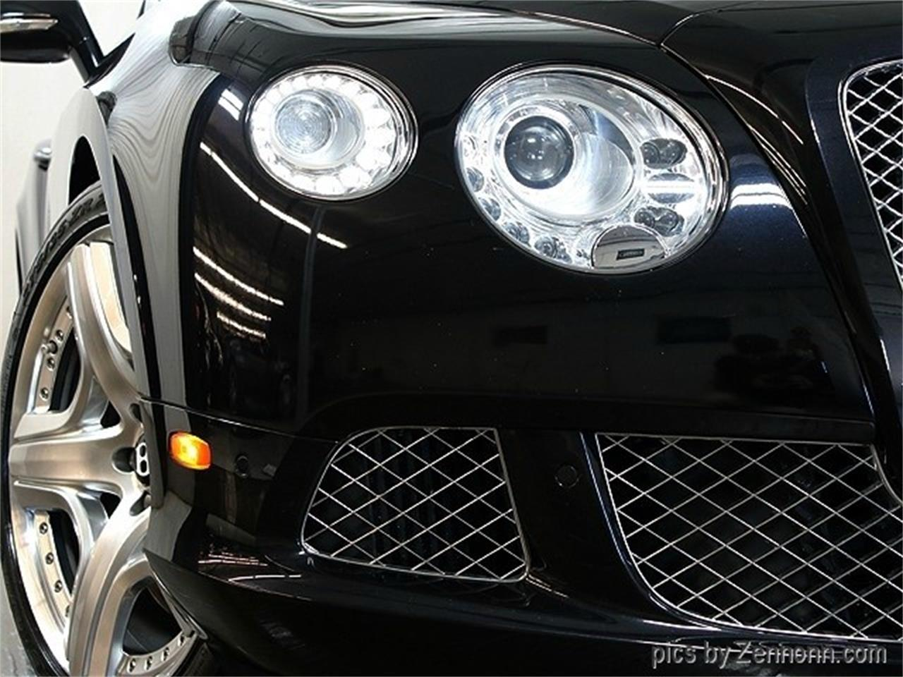 Large Picture of '12 Continental GTC - MH1R