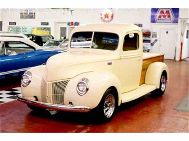 Picture of '41 Pickup - MB4M