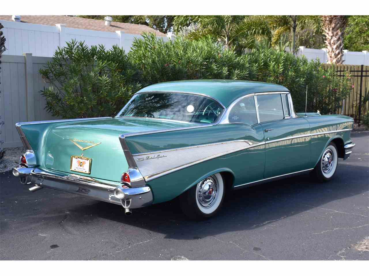 Large Picture of Classic '57 Chevrolet Bel Air Offered by Ideal Classic Cars - MH2G