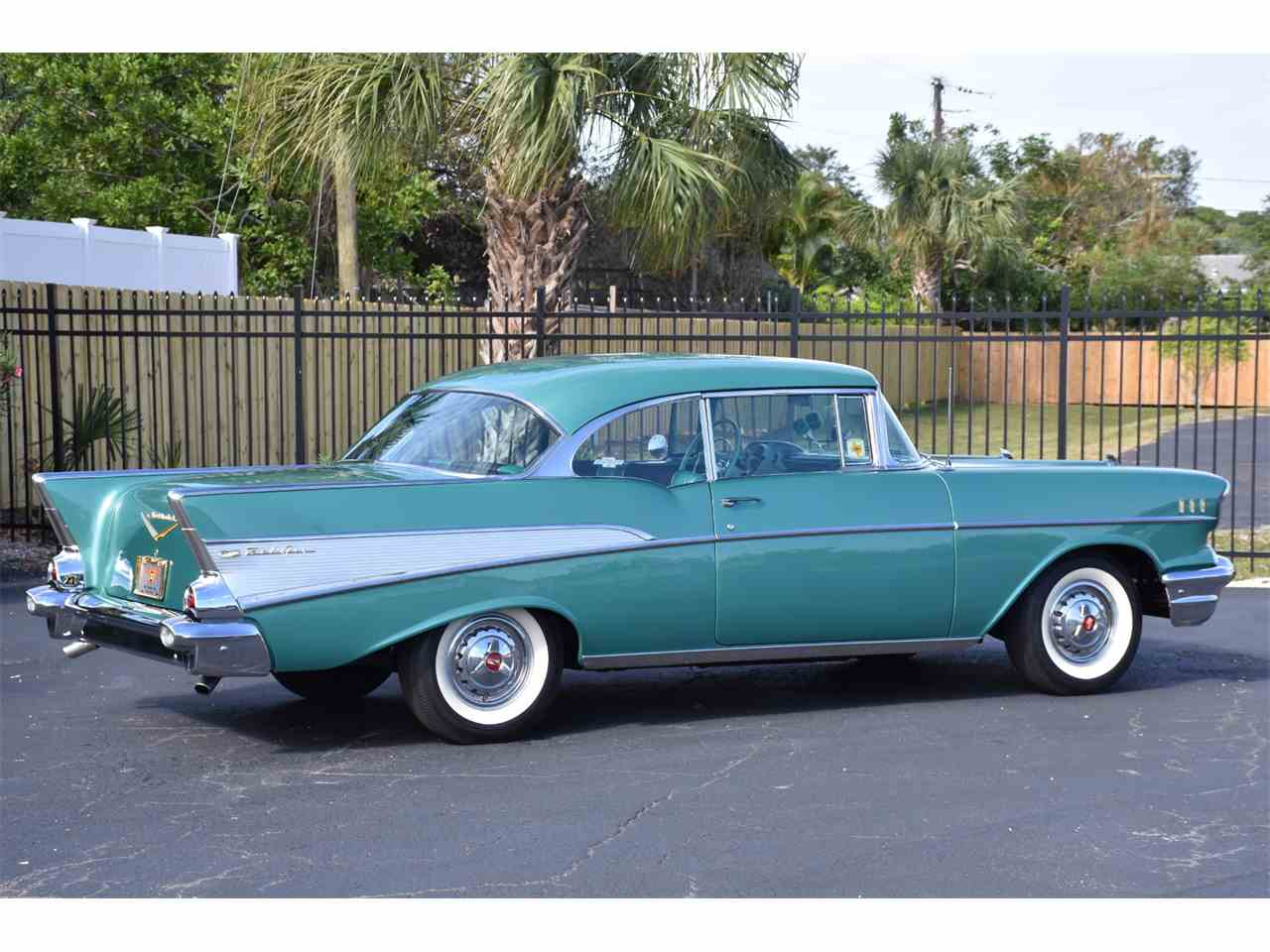Large Picture of Classic '57 Bel Air - MH2G