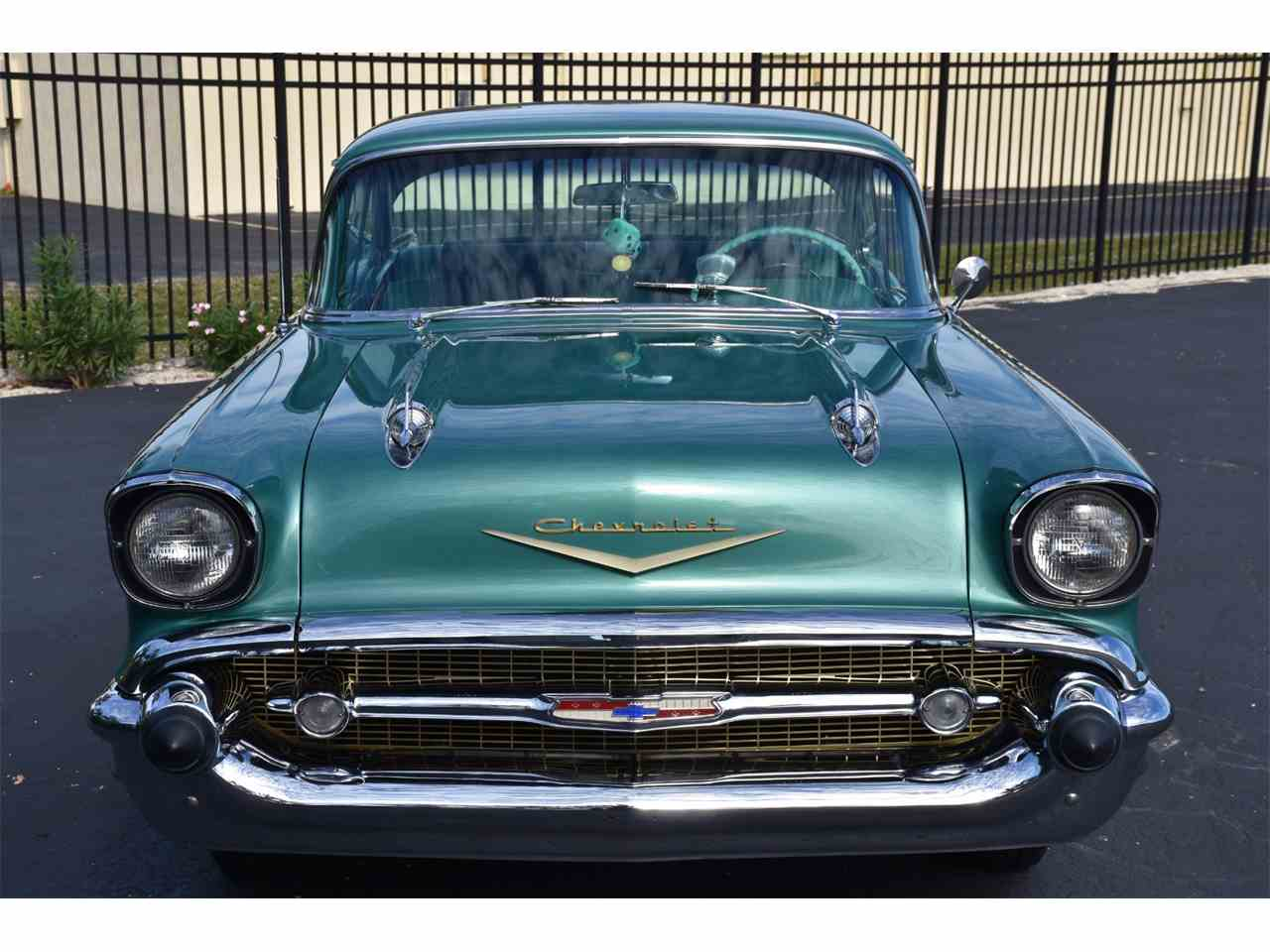 Large Picture of 1957 Chevrolet Bel Air Offered by Ideal Classic Cars - MH2G