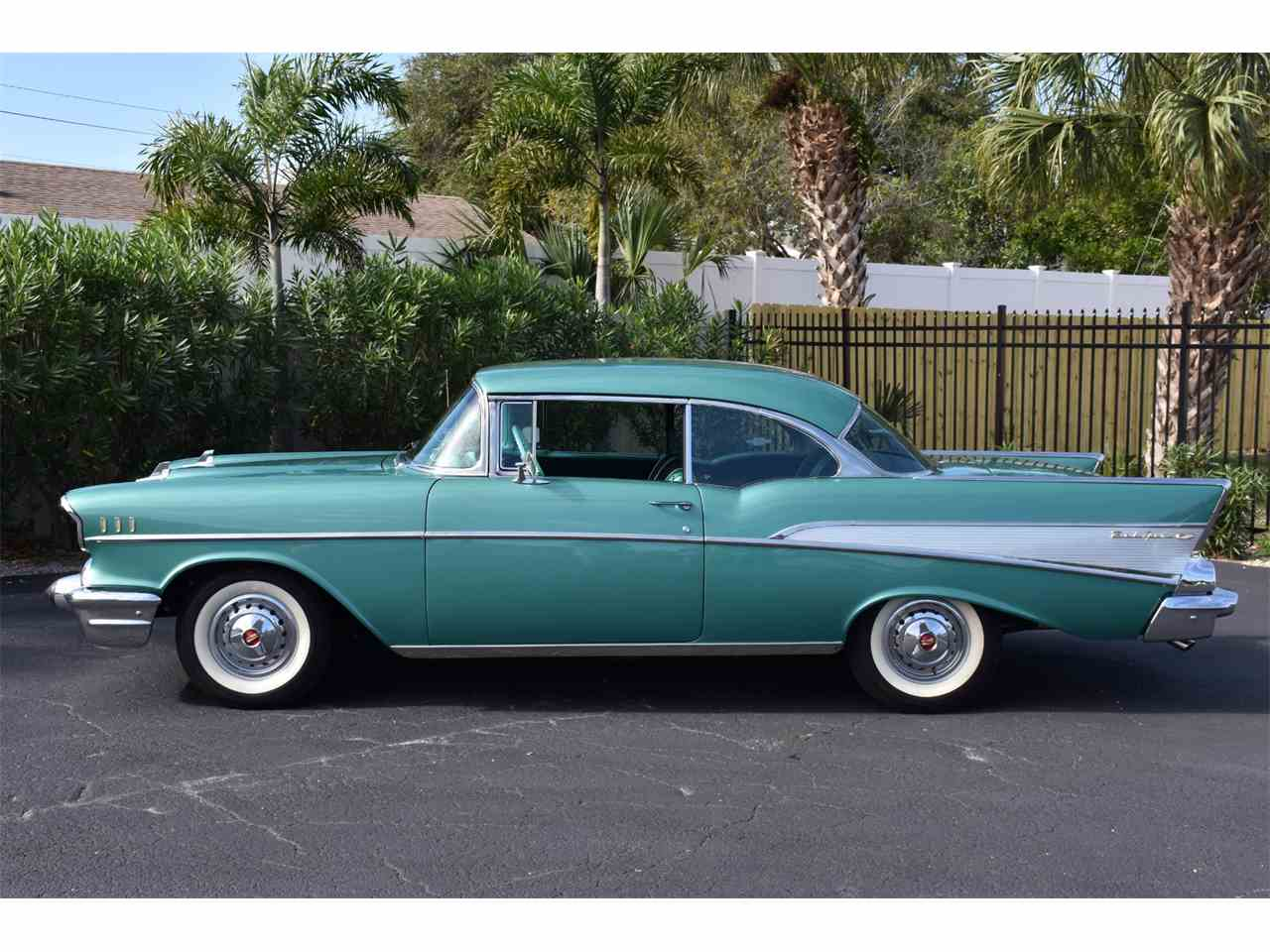 Large Picture of Classic 1957 Chevrolet Bel Air Offered by Ideal Classic Cars - MH2G