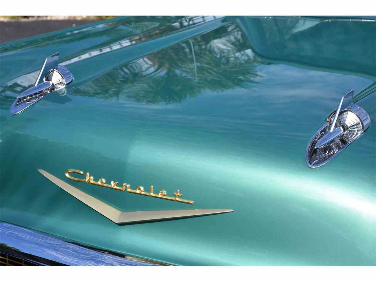 Large Picture of Classic '57 Bel Air located in Venice Florida Auction Vehicle - MH2G
