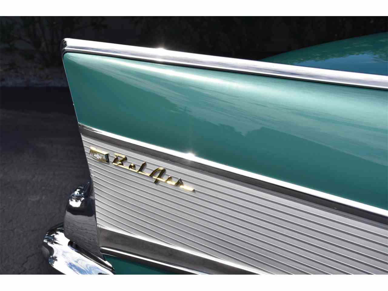 Large Picture of 1957 Chevrolet Bel Air Auction Vehicle - MH2G
