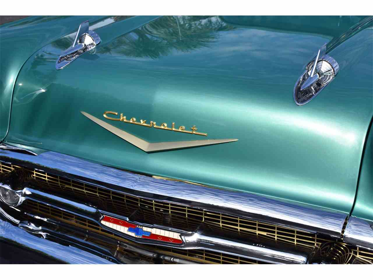 Large Picture of '57 Chevrolet Bel Air Auction Vehicle Offered by Ideal Classic Cars - MH2G