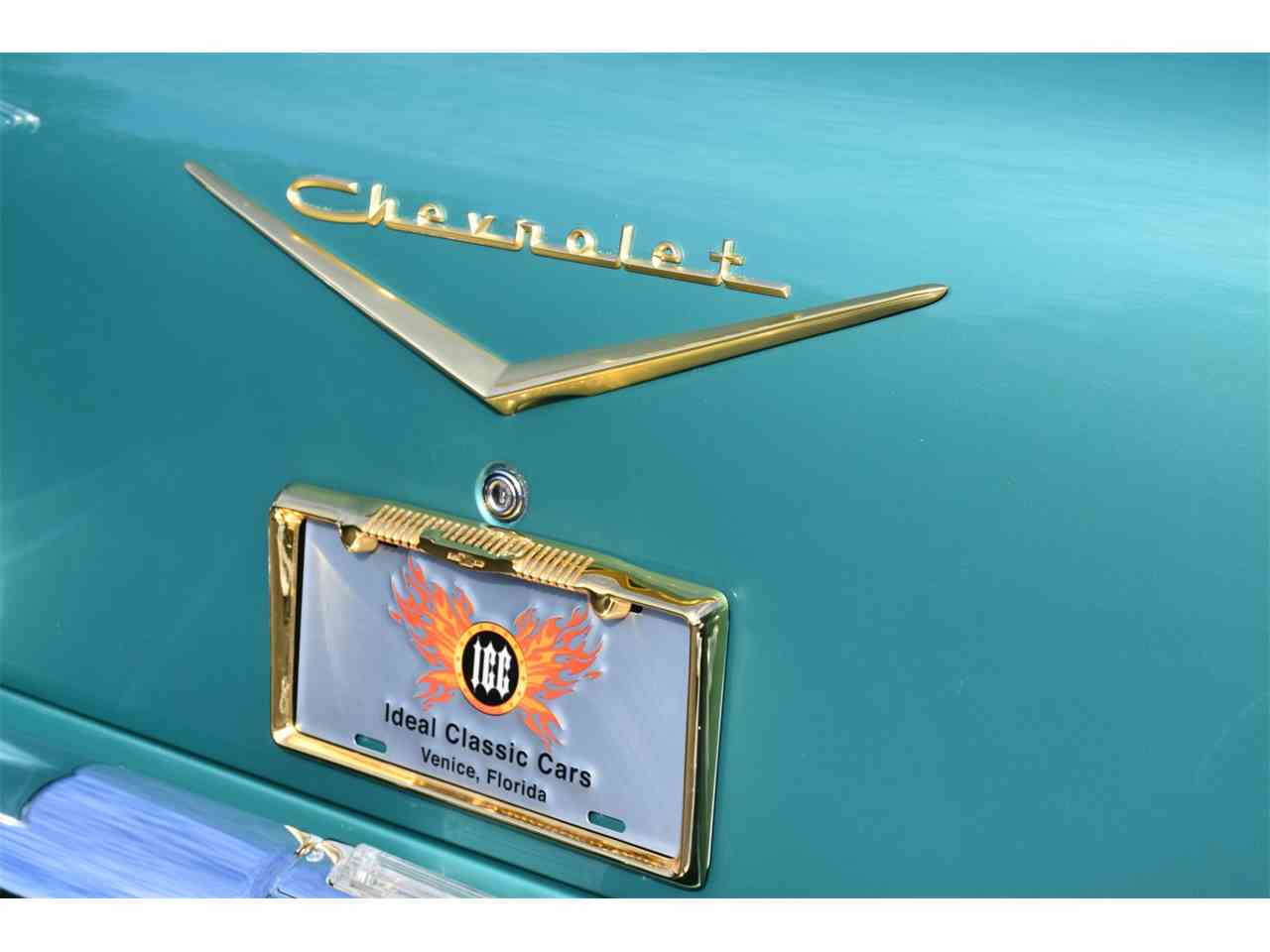 Large Picture of Classic 1957 Chevrolet Bel Air located in Venice Florida - MH2G