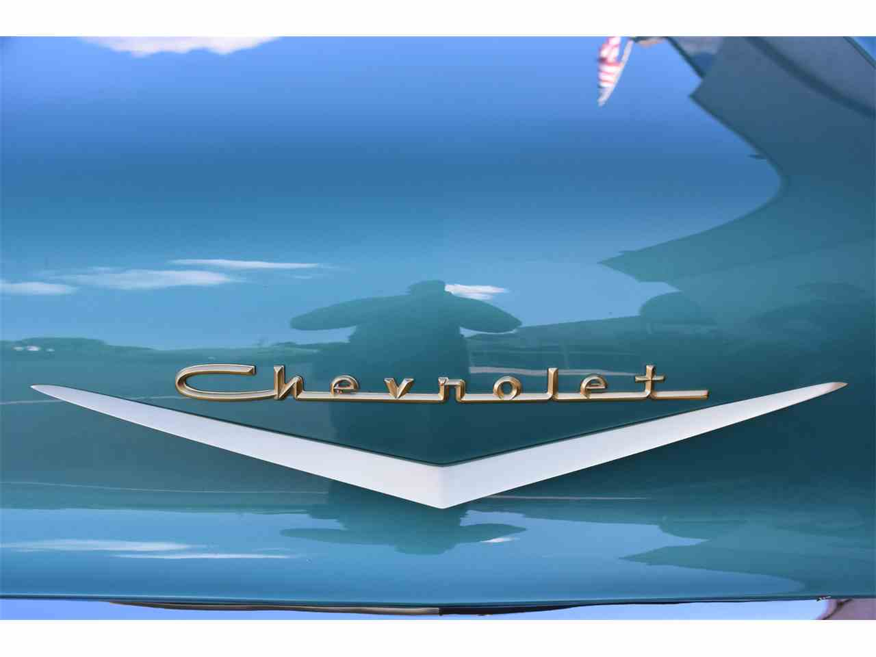 Large Picture of '57 Chevrolet Bel Air - MH2G