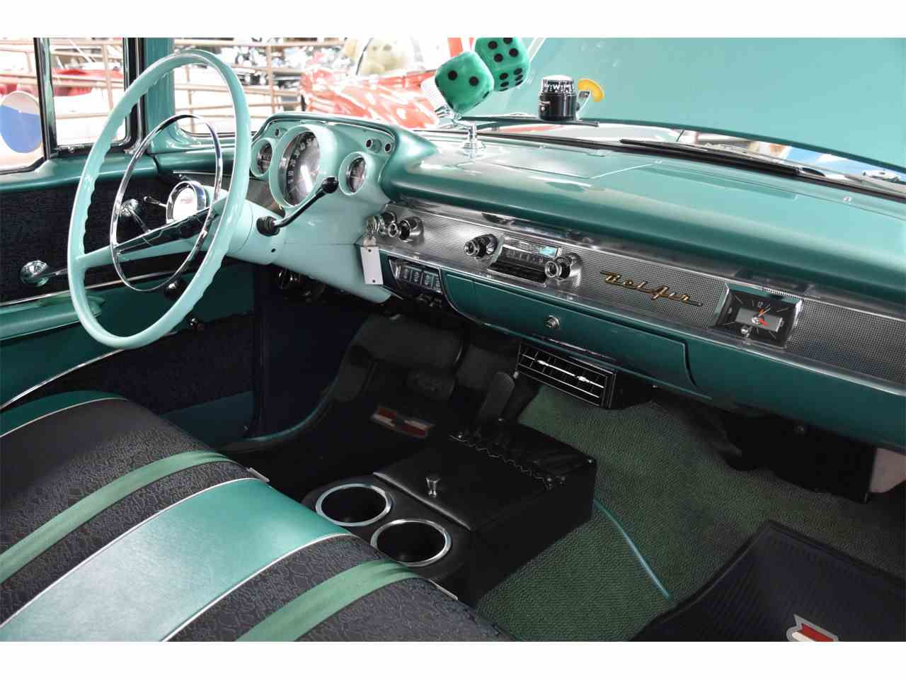 Large Picture of '57 Bel Air Auction Vehicle Offered by Ideal Classic Cars - MH2G